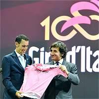 Giro de Italia del centenario homenajeará a sus grandes campeones