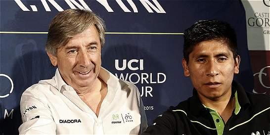 'Nairo tiene el Tour en sus piernas': Director del Movistar Team