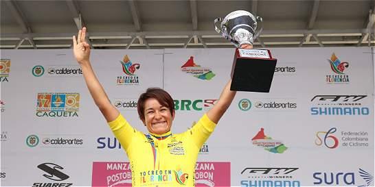 'Sueño con disputar un Giro': Ana Sanabria