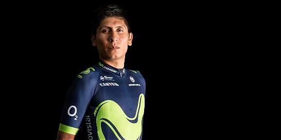 Así se vestirán Nairo Quintana y el Movistar Team en la temporada 2017