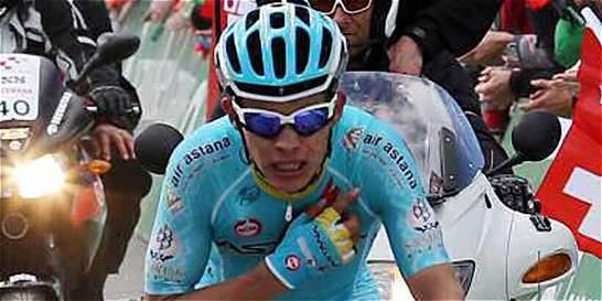Miguel Ángel López será capitán del Astana en el Tour de Francia