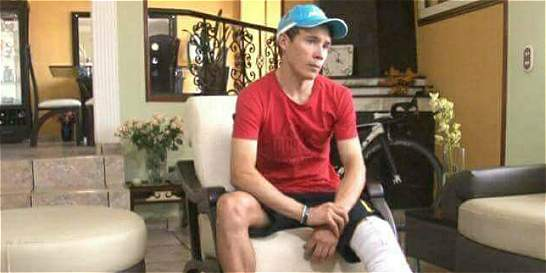 Miguel Ángel 'Supermán' López se recupera con paciencia
