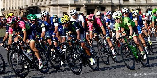 El ciclismo internacional reduce el pelotón en las carreras