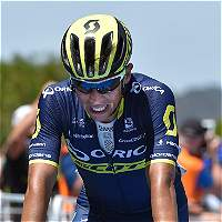 Chaves conservó el tercer puesto en la general del Tour Down Under