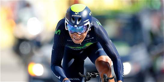 Este será el calendario de Nairo Quintana antes del Giro de italia