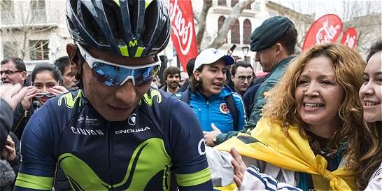 Nairo, campeón de montaña y los embalajes en el Trofeo de Palma