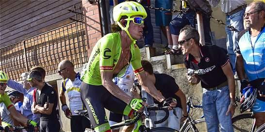 Rigoberto Urán comenzará su calendario en la Vuelta a Andalucía
