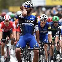Colombiano Fernando Gaviria, primer líder de la Vuelta al Algarve