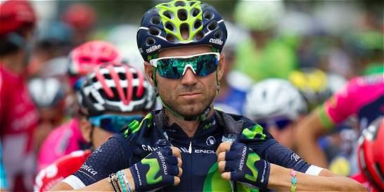 Alejandro Valverde logró su quinta Vuelta a Andalucía