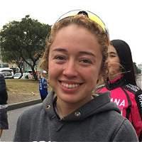 Luisa Naranjo dominó la ruta élite de los Nacionales de ciclismo