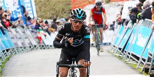Sergio Henao, el ciclista que por fin obtuvo su merecido premio