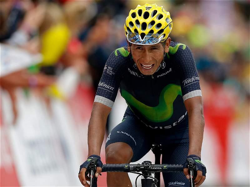 'Me ilusiona ganar la Tirreno Adriático': Nairo Quintana