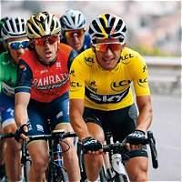 Un pedalazo le dio el título de la París-Niza a Sergio Henao