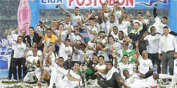 Atlético Nacional también es el más veces campeón