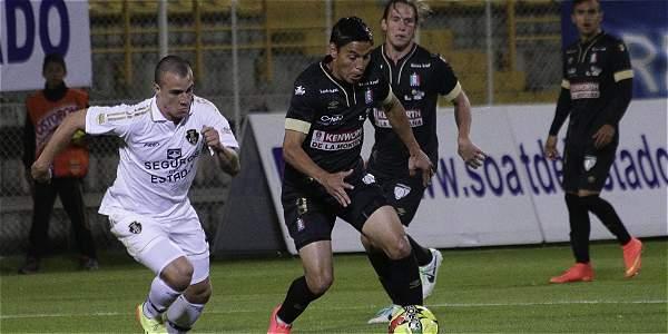 Fortaleza perdió en su debut en la Liga 0-1 con Once Caldas.