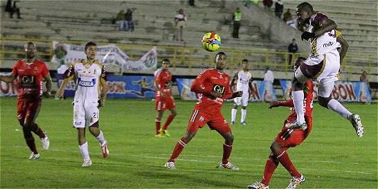 Deportes Tolima eliminó a Patriotas y es finalista de la Copa Colombia