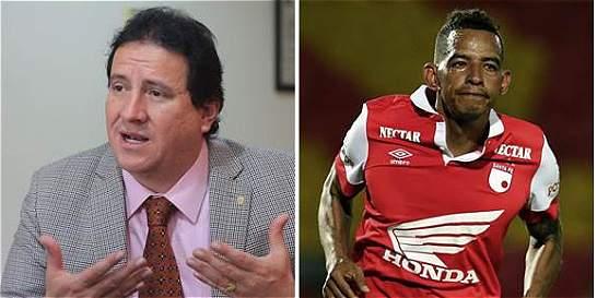 'Lo de Wílder Medina es un bajón deportivo, nada más': César Pastrana
