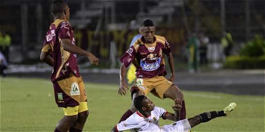 Sin Chará, Tolima quiere ganar la Copa Colombia