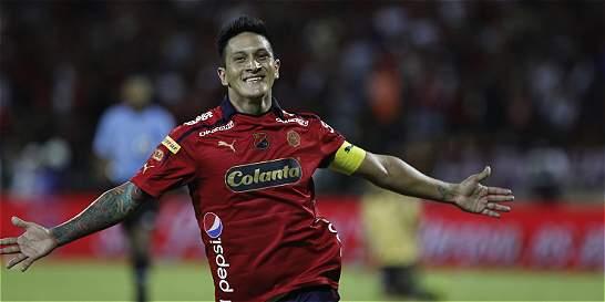 Germán Cano, camino a convertirse en una leyenda de Medellín