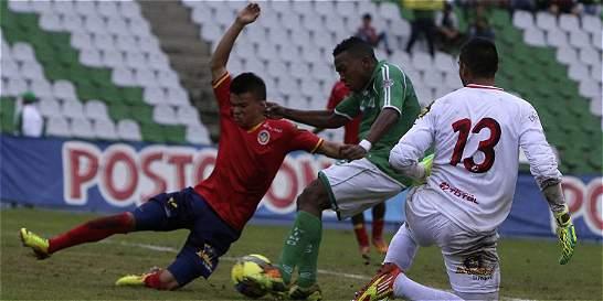 Deportes Quindío tampoco pudo contra Uniautónoma: 0-0 en Armenia