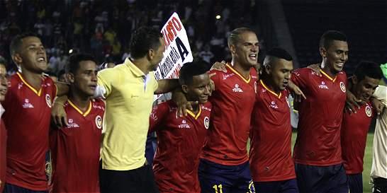 Uniautónoma se quedó en la categoría A: venció 2-0 al Quindío