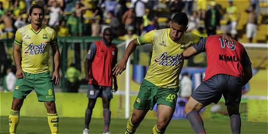 Deportes Quindío pegó primero: venció 1-0 a Bucaramanga