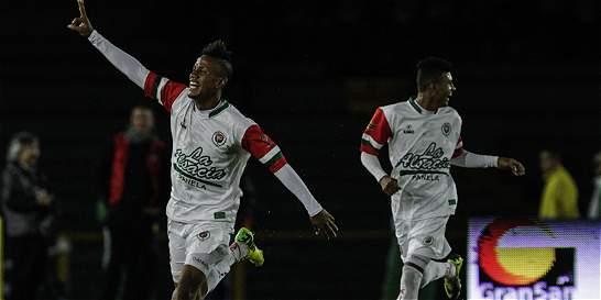 Cortuluá derrotó 3-1 al Pereira y luchará por ascender