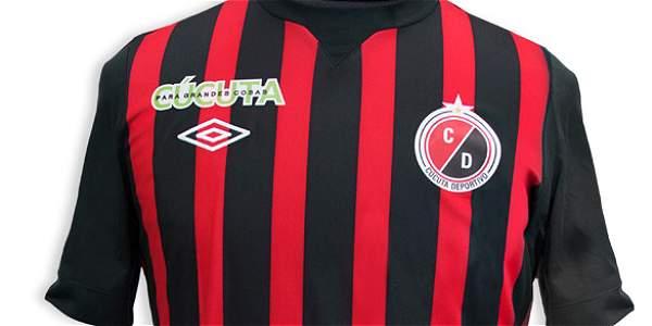 Camiseta del Cúcuta Deportivo para 2015