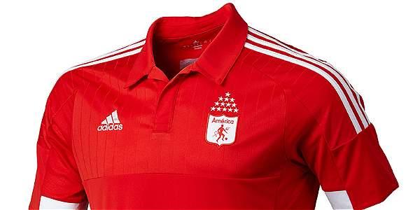 Nueva camiseta del América