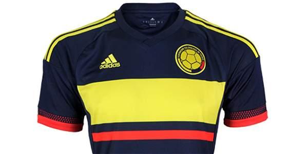 Camiseta suplente de la Selección