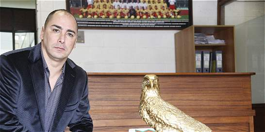 Presidente de Águilas explicó por qué se quiere ir de Pereira - ElTiempo.com