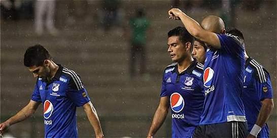 Millonarios no pudo contra Expreso Rojo en Copa: 1-1 en El Campín