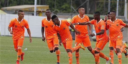Envigado por fin ganó de local en la Liga, venció 1-0 a Jaguares