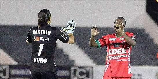 Patriotas le ganó 0-2 a Jaguares en Montería y sueña con los ocho