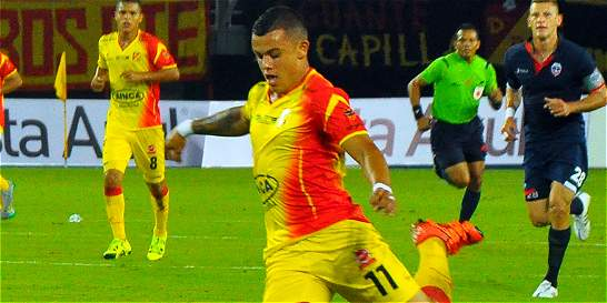Deportivo Pereira demandará el partido contra Leones