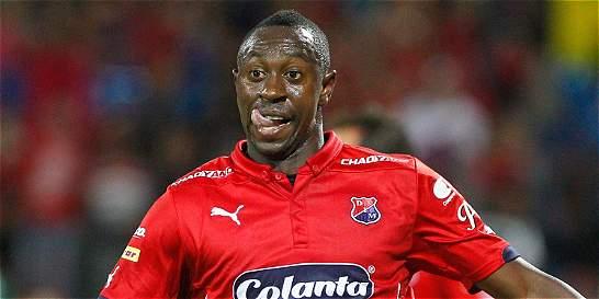 Caicedo acecha a Duque en la tabla de los goleadores de la Liga
