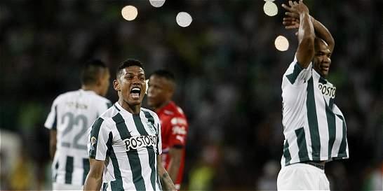 Nacional venció 2-0 al Medellín y es finalista de la Liga