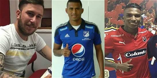 Altas y bajas de los equipos del fútbol colombiano para el 2016