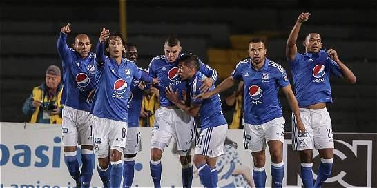 Millonarios inició la Liga 2016 con goleada 3-0 a Patriotas