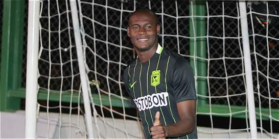 A Víctor Ibarbo ya le llegó el transfer y podrá debutar con Nacional