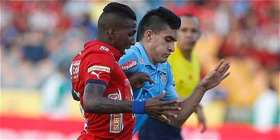 El DIM no arranca: perdió 0-1 contra Junior en el Atanasio