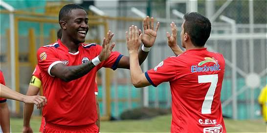 Fortaleza consiguió su primer triunfo en la Liga: venció 2-1 a Tolima