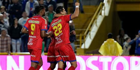 Pasto venció 1-0 a Once Caldas y se metió dentro de los 8 de la Liga