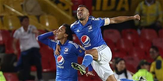 Robayo, héroe en El Campín: con su gol, Millos le ganó 2-1 a Tolima
