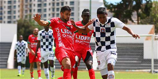 Chicó requiere los tres puntos frente a Patriotas