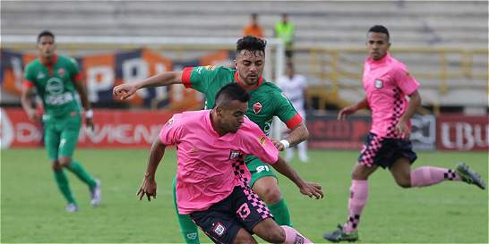Chicó se llevó el clásico del altiplano al ganar 1-0 a Patriotas