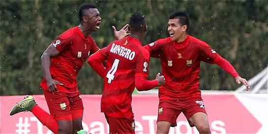 Con un gol en fuera de lugar, Rionegro le empató 1-1 a Once Caldas