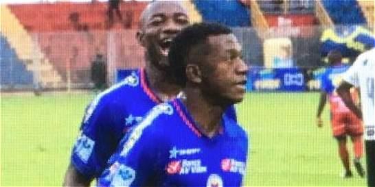 Pasto venció 1-0 al Medellín, en un partido con tres penales pitados