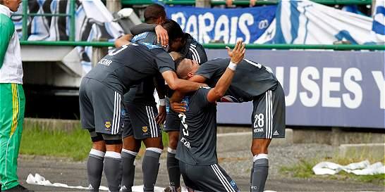 Tercera victoria consecutiva de Millos en Liga: 0-1 sobre Once Caldas