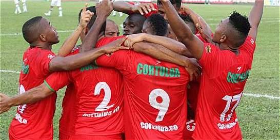 Cortuluá remontó y venció 3-1 a Tolima en el 12 de Octubre